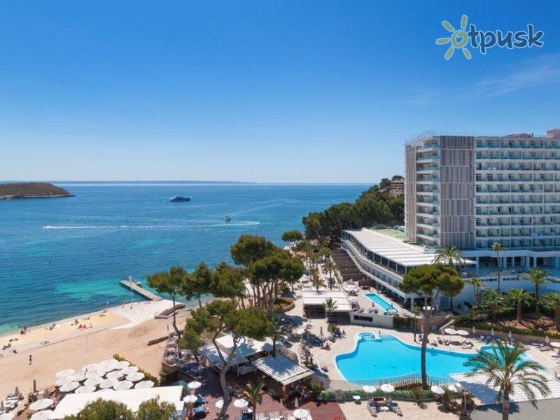 Отель Melia Calvia Beach 4* о. Майорка Испания