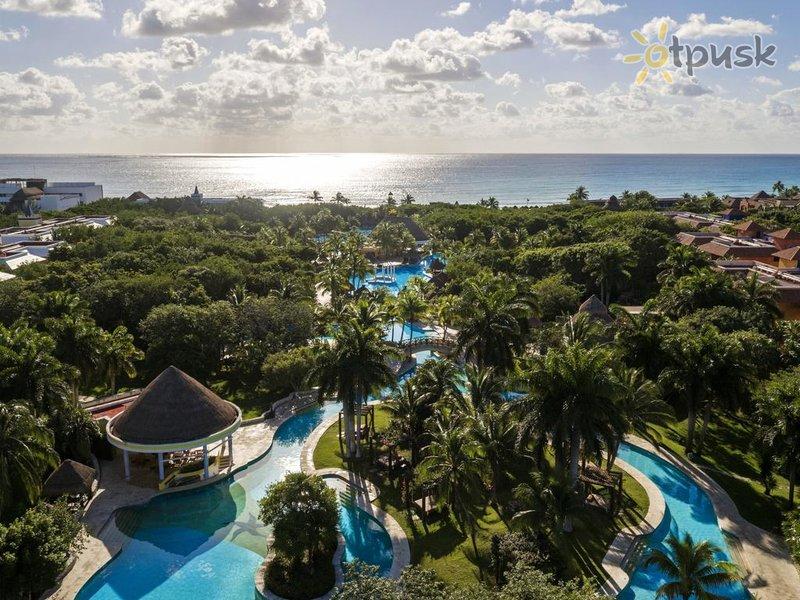 Отель Iberostar Paraiso del Mar 5* Ривьера Майя Мексика