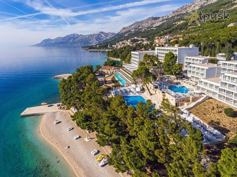 Отель Bluesun Berulia Hotel 5* Брела Хорватия