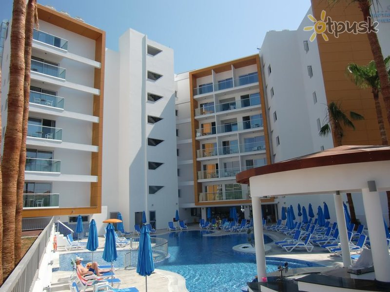 Отель Captain Pier Hotel 3* Протарас Кипр