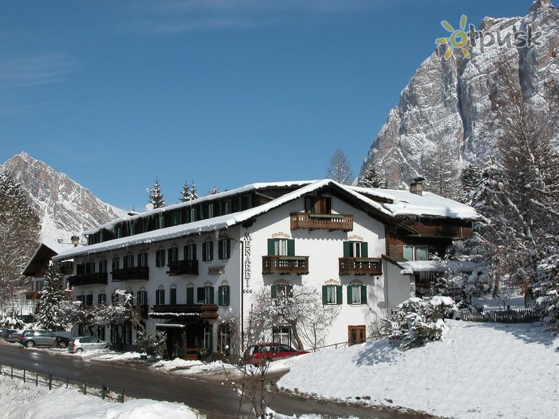 Отель Menardi Hotel 3* Кортина д'Ампеццо Италия