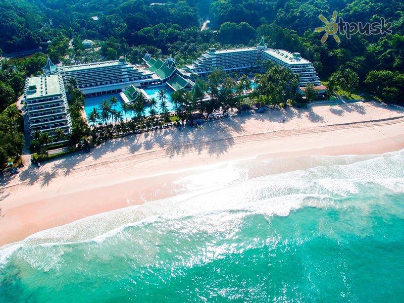 Отель Le Meridien Phuket Beach Resort 5* о. Пхукет Таиланд