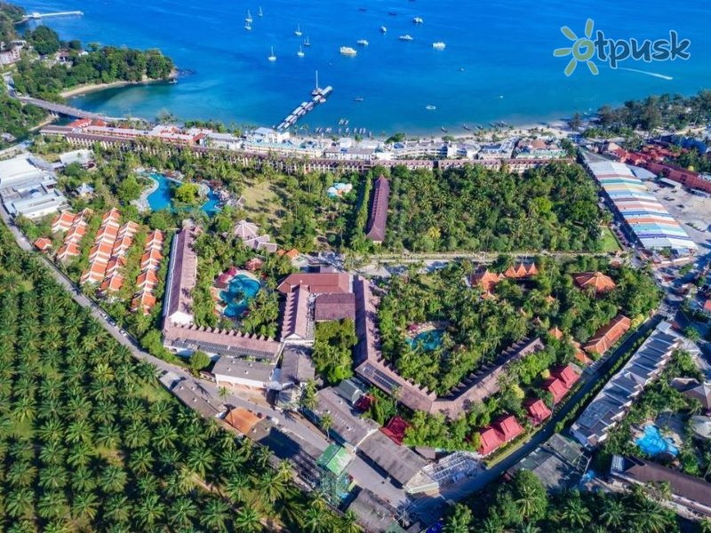 Отель Duangjitt Resort & Spa 4* о. Пхукет Таиланд