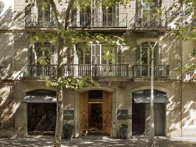 Отель Advance Hotel 4* Барселона Испания