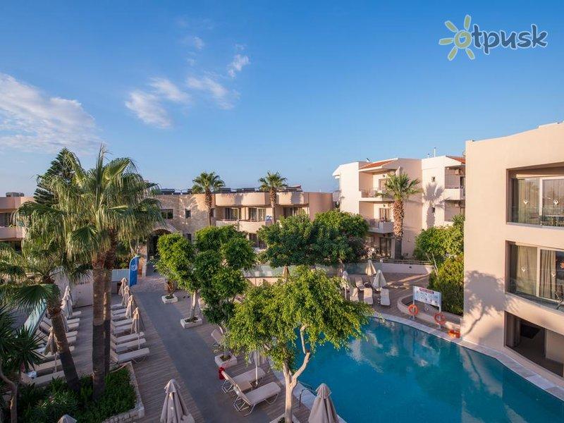 Отель Cactus Beach Hotel & Bungalows 4* о. Крит – Ираклион Греция