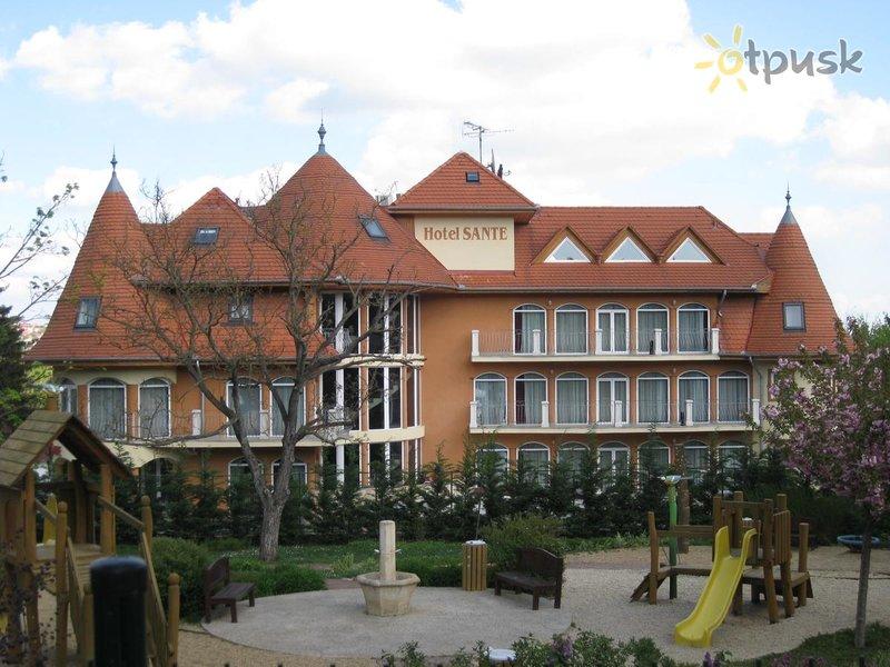 Отель Sante Hotel 3* Хевиз Венгрия