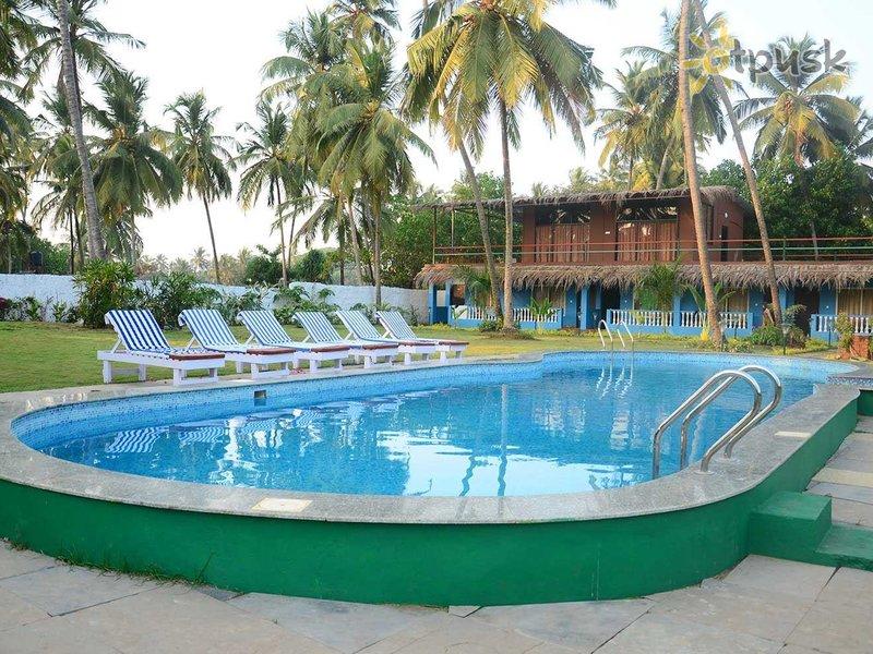 Отель Manthan Beach Resort 3* Северный Гоа Индия