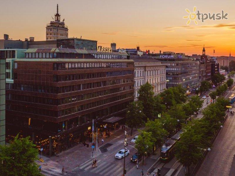Отель Marski By Scandic 4* Хельсинки Финляндия