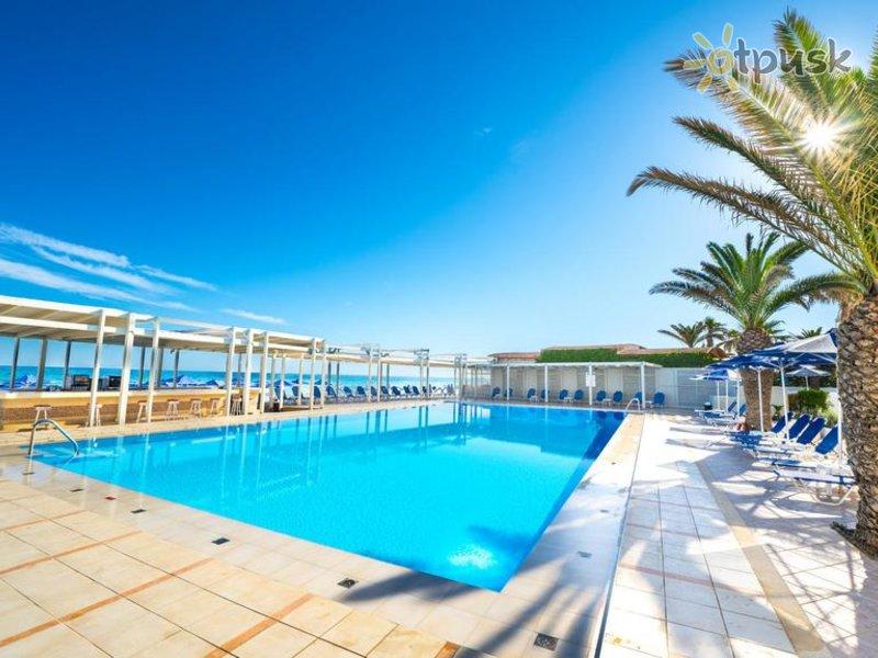 Отель Adele Beach Hotel Bungalows 3* о. Крит – Ретимно Греция