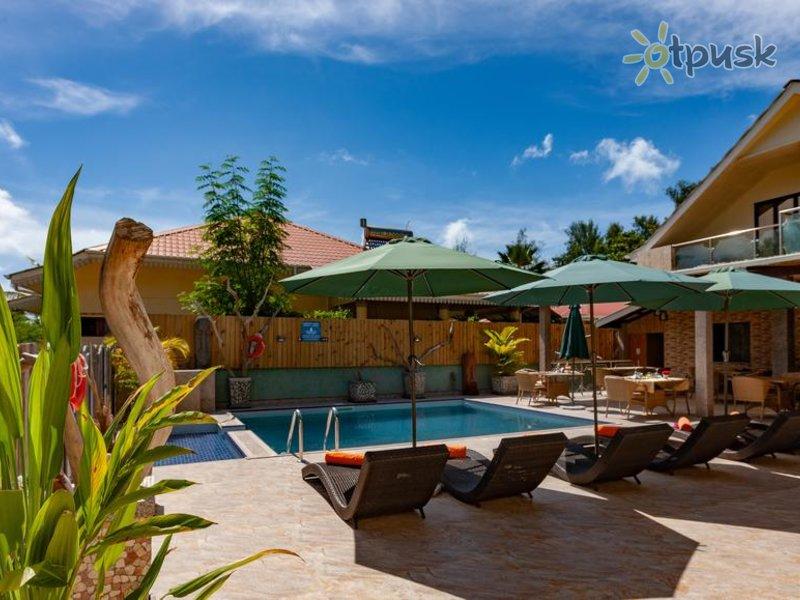 Отель Chez Bea Luxury Villa 3* о. Праслин Сейшельские о-ва