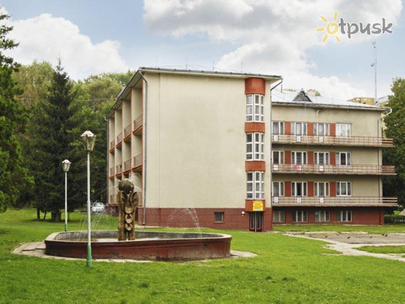 Отель Черемош 1* Моршин Украина