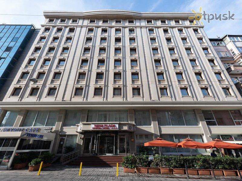 Отель Nova Plaza Crystal Hotel 4* Стамбул Турция