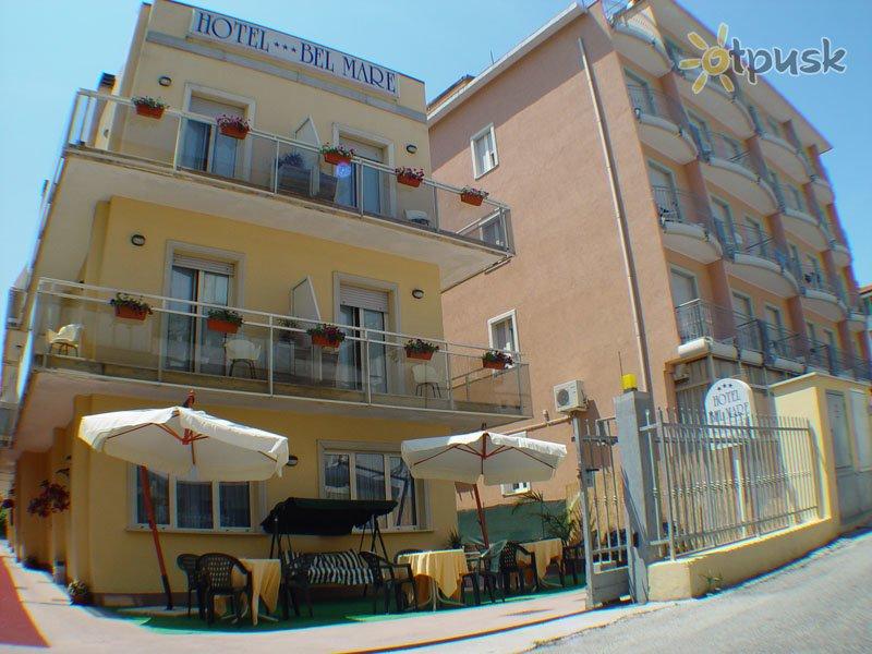 Отель Bel Mare Hotel 3* Римини Италия