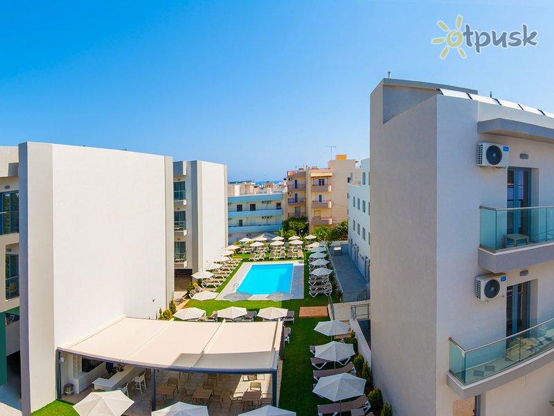 Отель City Green Hotel 4* о. Крит – Ираклион Греция