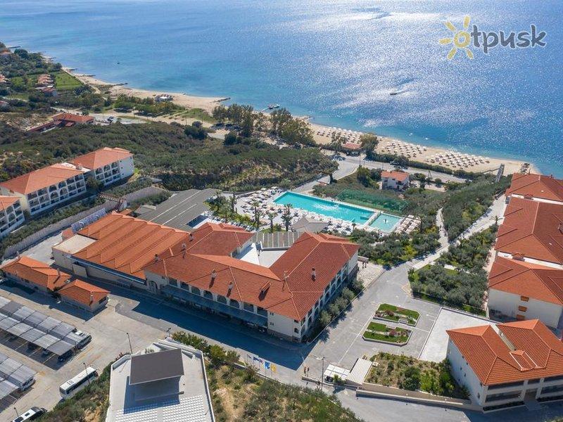 Отель Akrathos Beach Hotel 4* Халкидики – Афон Греция