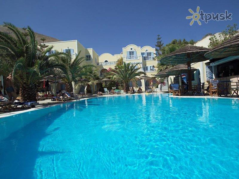 Отель Zephyros 3* о. Санторини Греция