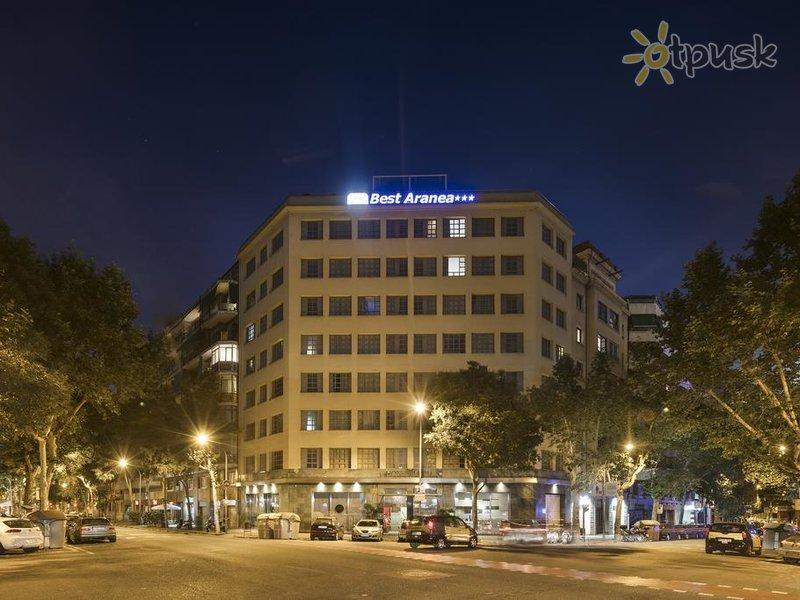 Отель Aranea Barcelona Hotel 3* Барселона Испания