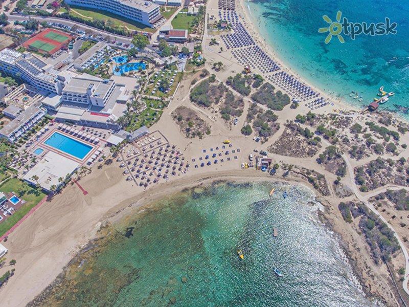 Отель The Dome Beach Hotel 4* Айя Напа Кипр