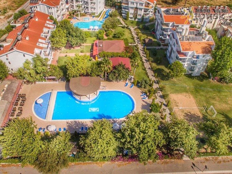 Отель Side Ces Club Hotel 4* Сиде Турция