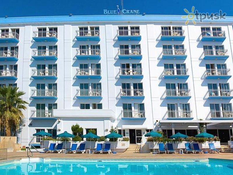 Отель Blue Crane Hotel Apartments 3* Лимассол Кипр