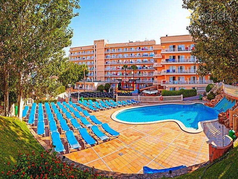 Отель Sahara Nubia Gobi Bay 2* о. Майорка Испания