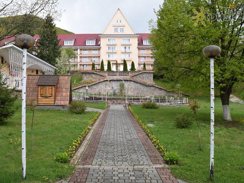 Отель Боржава 3* Иршава Украина - Карпаты
