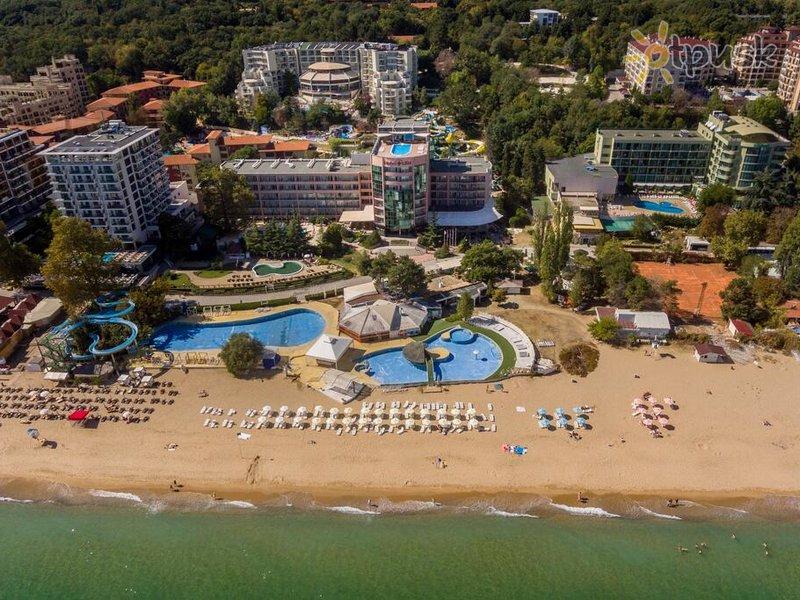 Отель Lilia Hotel 4* Золотые пески Болгария