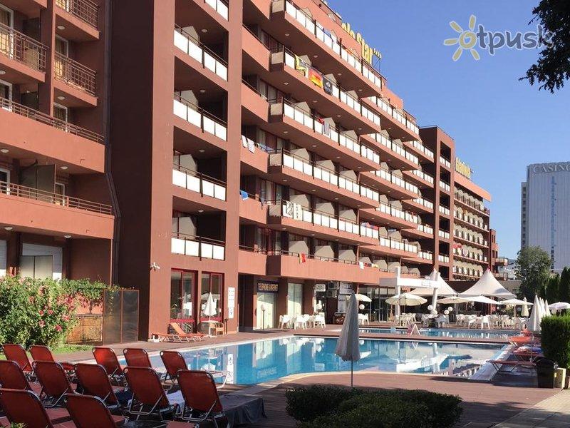 Отель Gladiola Star 4* Золотые пески Болгария