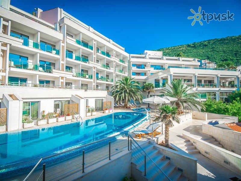 Отель Monte Casa Spa & Wellness 4* Петровац Черногория