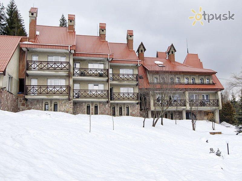 Отель Перлина Карпат 3* Славское Украина - Карпаты
