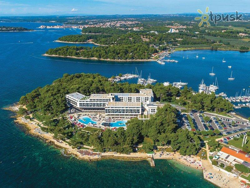 Отель Laguna Parentium Hotel 4* Пореч Хорватия