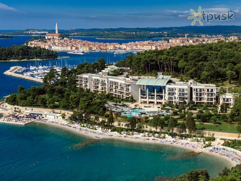 Отель Monte Mulini Hotel 5* Ровинь Хорватия