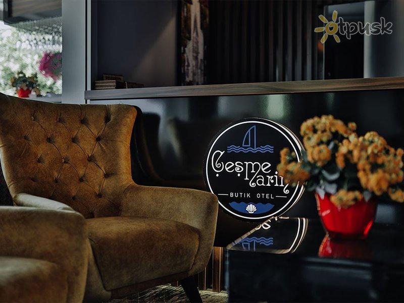 Отель Cesme Marin Butik Hotel 3* Чешме Турция