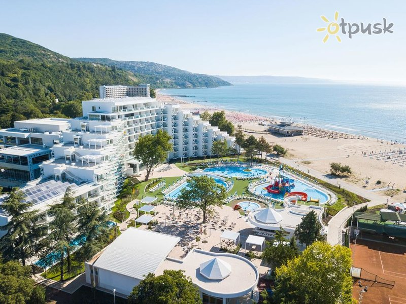 Отель Maritim Hotel Paradise Blue 5* Албена Болгария