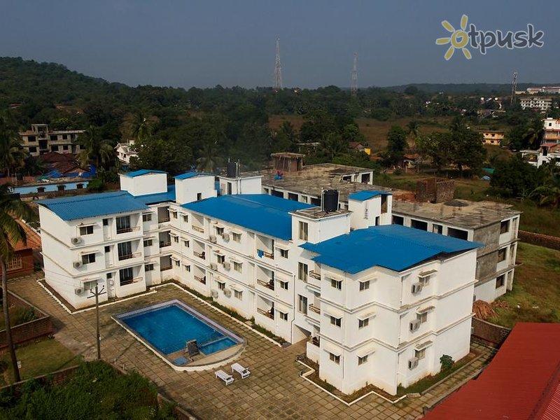 Отель Renassa Dacha Arambol 3* Северный Гоа Индия