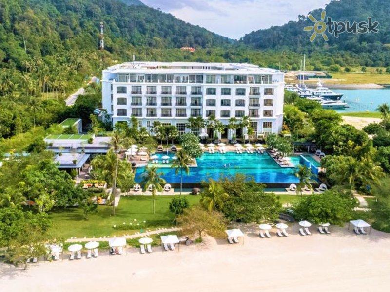 Отель The Danna Langkawi 5* о. Лангкави Малайзия