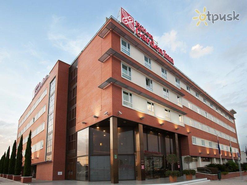 Отель Hilton Garden Inn Malaga 4* Малага Испания