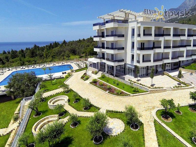 Отель Elysium 5* Дхерми Албания