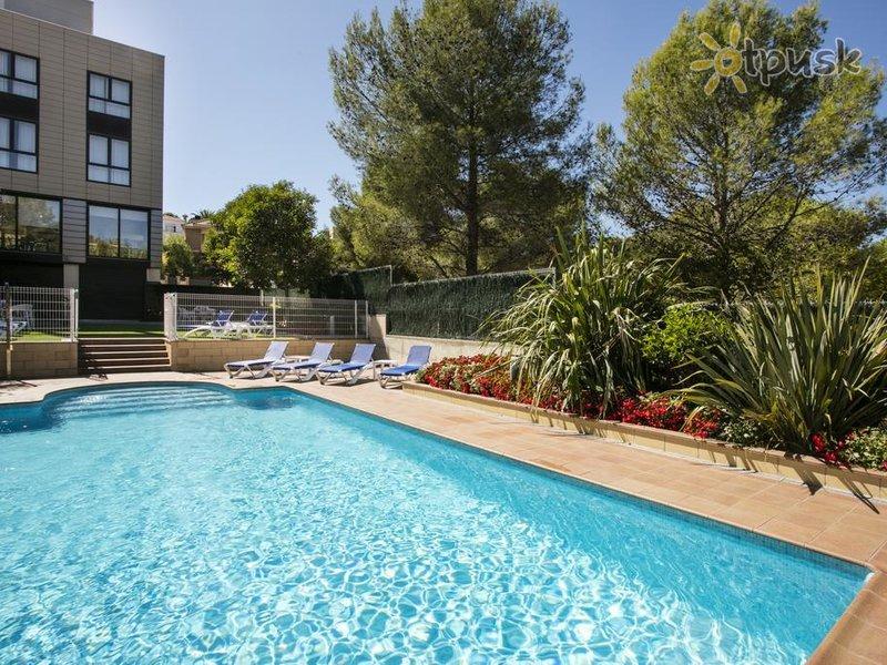 Отель Desitges 4* Коста Дорада Испания