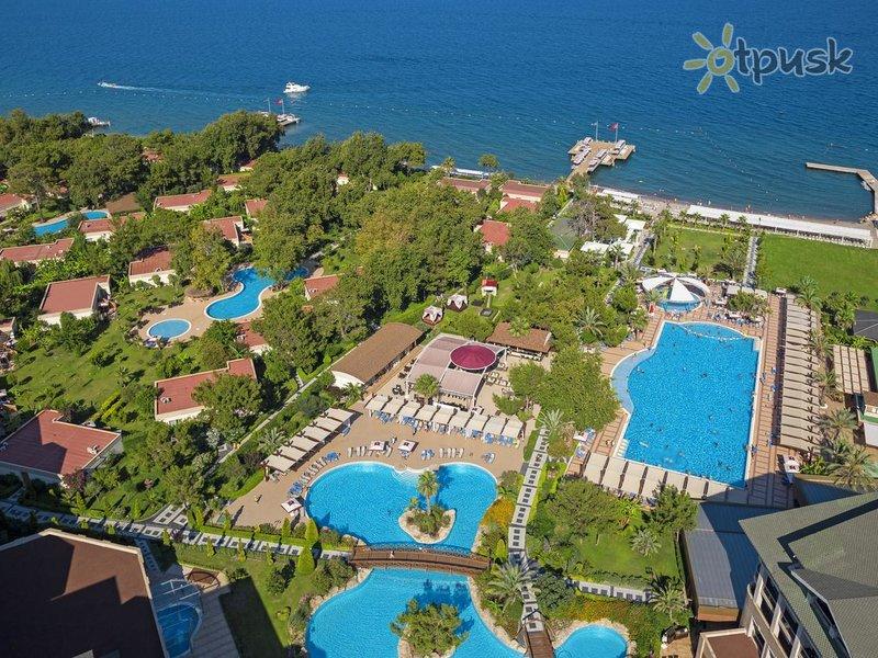 Отель Amara Luxury Resort & Villas 5* Кемер Турция