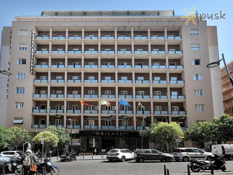 Отель Grand Oriente Hotel 4* Неаполь Италия