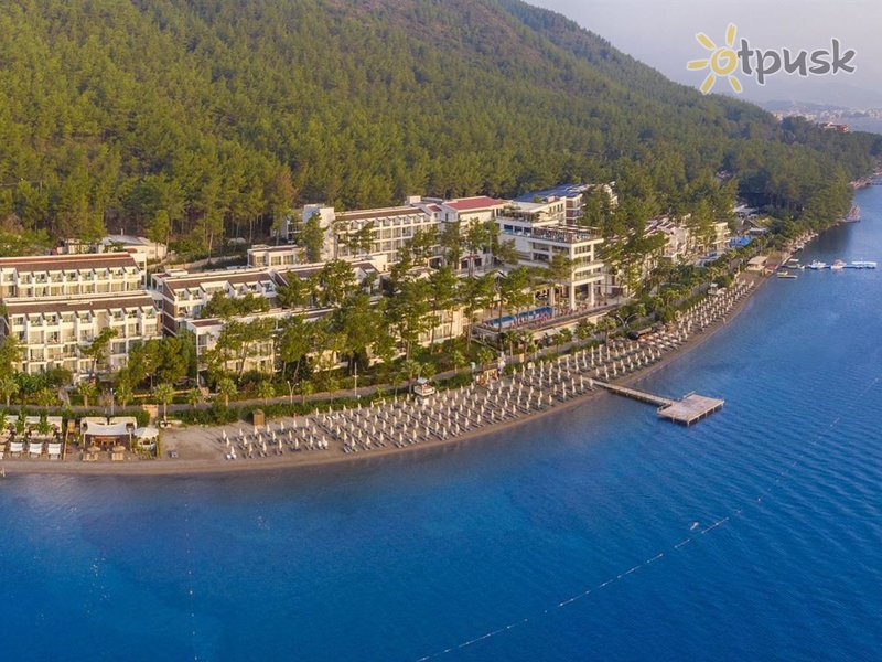 Отель Orka Lotus Beach Hotel 5* Мармарис Турция