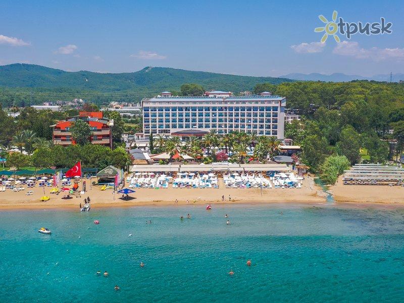 Отель Annabella Diamond Hotel & Spa 5* Алания Турция