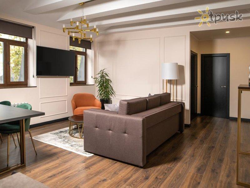 Отель De Paris Apartments 4* Киев Украина