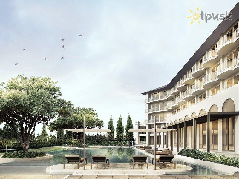 Отель The Pratamnak Pattaya 4* Паттайя Таиланд