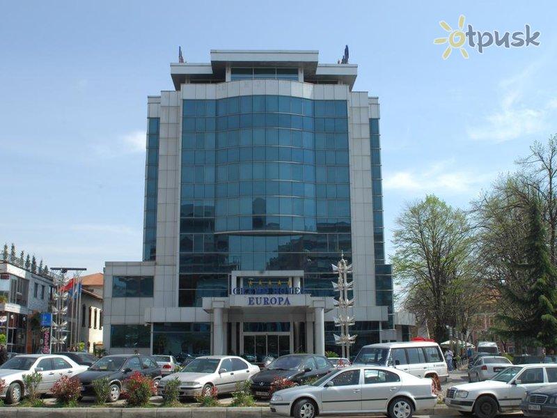 Отель Grand Europa Hotel 5* Шкодер Албания