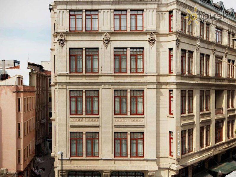 Отель Mercure Istanbul Sirkeci 4* Стамбул Турция