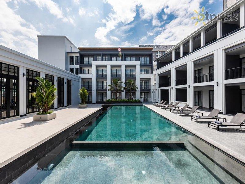 Отель One Patio Hotel Pattaya 5* Паттайя Таиланд