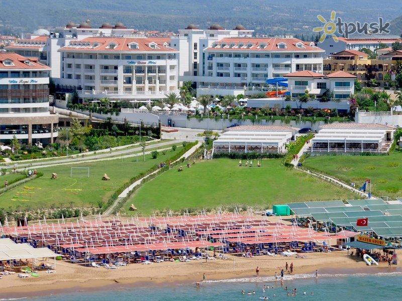Отель Alba Queen Hotel 5* Сиде Турция