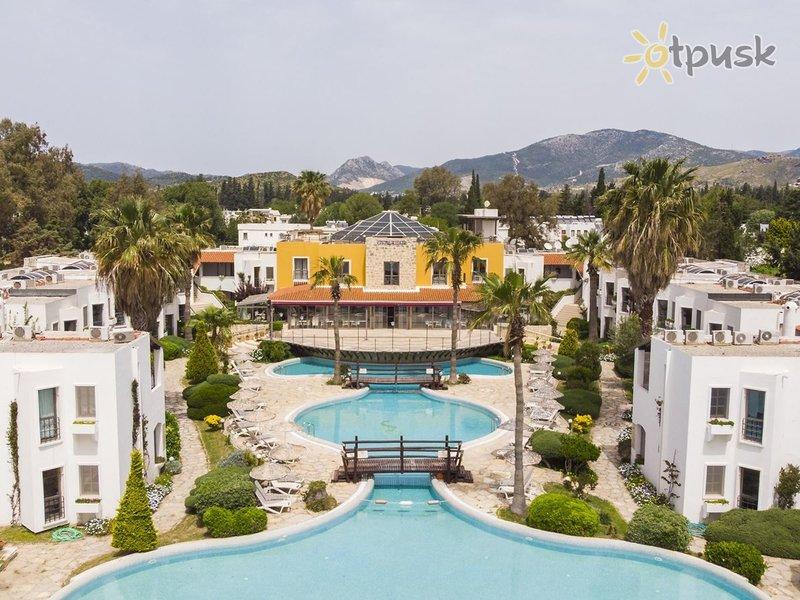 Отель Ladonia Onderhan Hotel 4* Бодрум Турция